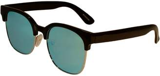 Izod 51MM Clubmaster Shatter-Resistant Sunglasses