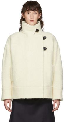Etoile Isabel Marant Off-White Wooly Fagan Jacket