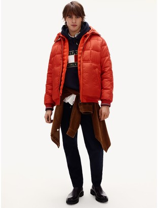 Tommy Hilfiger TH Tech Hooded Bomber Jacket