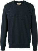 Burberry Coleford sweatshirt - men - Cotton/Viscose - S