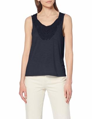 Only Women's Onlisa S/l Crochet Tank Top JRS Vest