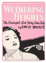 Olympia Le-Tan Wuthering Heights Book Clutch