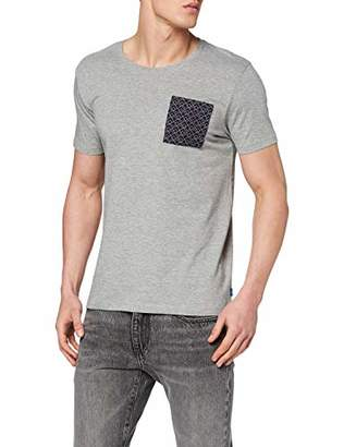 Esprit edc by Men's 129cc2k015 T-Shirt,Large