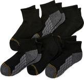 Gold Toe GoldToe 6-pk. Ultra Tec Quarter Socks- Boys