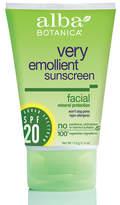 Alba Mineral Facial Sunblock - SPF20