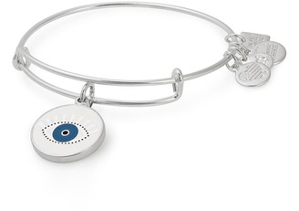 Alex and Ani Charity By Design Meditating Adjustable Wire Bangle Bracelet