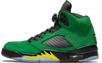 Jordan Air 5 Retro SE 'Oregon' Shoes - Size 7.5