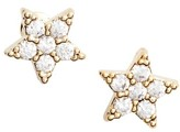 Women's Estella Bartlett Shine Bright Star Stud Earrings