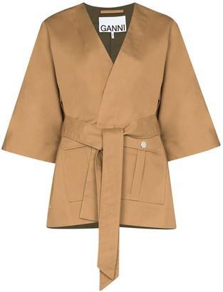Ganni Kimono Jacket