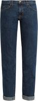 Current/Elliott The Fling low-slung slim-boyfriend jeans