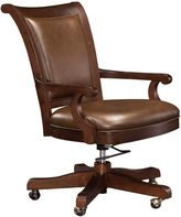 Howard Miller Ithaca Club Chair in Hampton Cherry