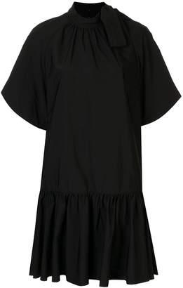 GOEN.J balloon sleeve mini dress