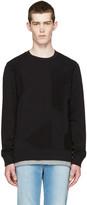 BLK DNM Black Patchwork 61 Pullover