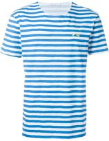 Societe Anonyme striped T-shirt - men - Cotton - M