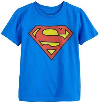 Boys 4-12 Jumping Beans DC Comics Superman Graphic Tee