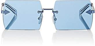 Karen Walker Women's The Bird Sunglasses - Blue