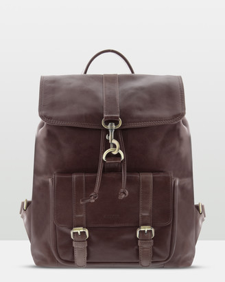 Cobb & Co York Large Leather Backpack