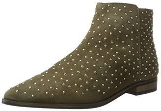 Ichi Women's A A Martina FW Slip Boots, Grün (Beech)