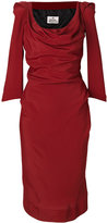 Vivienne Westwood three-quarter length fitted dress