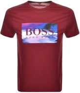BOSS ORANGE Typical 2 T Shirt Red
