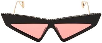 Gucci Triangle Sunglasses