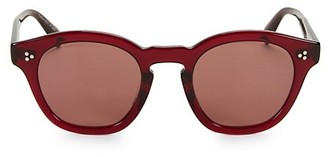 Oliver Peoples Boudreau L.A. 48MM Square Sunglasses