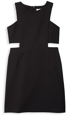 Milly Girl's Cady Cut-Out Dress