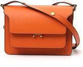 Marni Medium Trunk Foldover Shoulder Bag