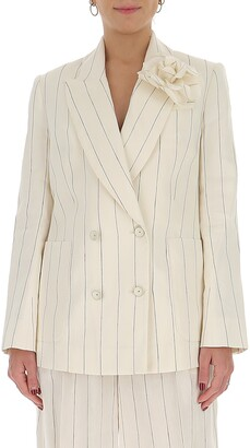 Zimmermann The Lovestruck Striped Blazer
