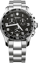 Victorinox Chrono Classic Chronograph Bracelet Strap Watch