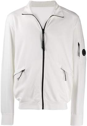 C.P. Company lens detail zip-up jacket