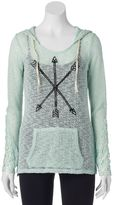 Miss Chievous Juniors' Pullover Hoodie