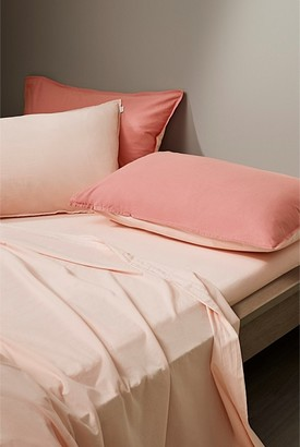 Country Road Brae Two Tone Pillowcase Pair