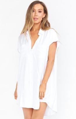 Show Me Your Mumu Martin Shirt Dress