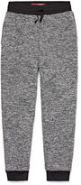 Arizona Sherpa Knit Jogger Pants - Preschool Boys