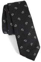 Alexander Olch Men's Paisley Silk Tie
