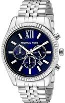 Michael Kors MK8280 - Men's Lexington Chronograph Watches