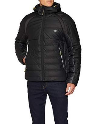 Camel Active Men's 420900/8Z62 Jacket, (Black 09)