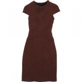 Burberry Burgundy Dress