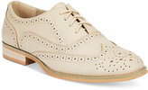 Wanted Babe Lace-Up Oxfords