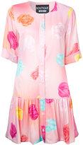 Moschino floral print dress - women - Cotton/Rayon - 42