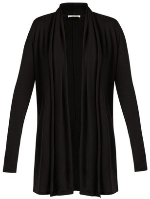 The Row Knightsbridge Cardigan - Womens - Black