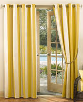 "Sun Zero Martinique Stripe Indoor/Outdoor Woven 52"" x 84"" Panel"