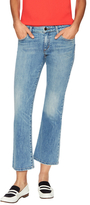 Joe's Jeans The Olivia Low-Rise Cropped Flare Jean