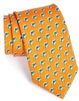 Vineyard Vines Men's Miami Dolphins Print Tie