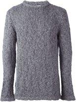 YMC 'Bauhaus' knit sweater - men - Acrylic/Polyamide/Merino - M