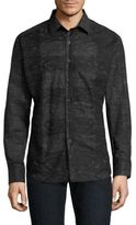 Robert Graham Alexandria Cotton Button-Down Shirt