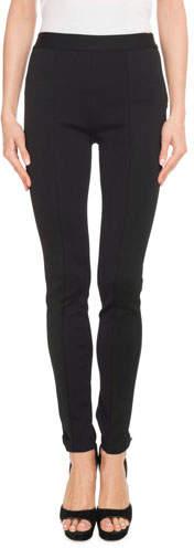 Givenchy Colorblocked Knit Legging Pants