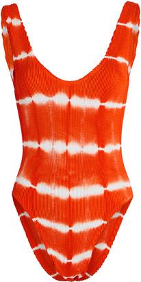 Bondeye Mara One-Piece Tie-Dye Swimsuit