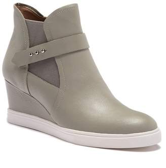 Linea Paolo Freshton High Top Wedge Sneaker
